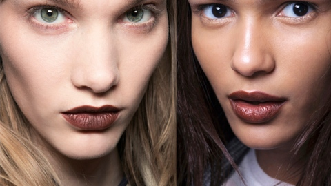 Expert Tips to Rocking Dark Lips This Fall | StyleCaster