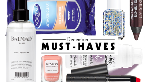 December Must-Haves: What You Need to Shop This Month | StyleCaster