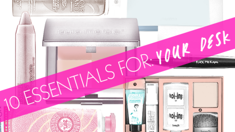 10 Essentials For: Your Desk Drawer   StyleCaster