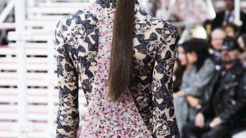 Dior's Couture Ponytails Can't Be Missed | StyleCaster