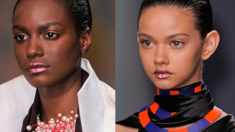 Beauty Buzz: Dior Haute Couture Had Frosted '90s Lips, Diane Kruger's Chanel Campaign is Out, More   StyleCaster