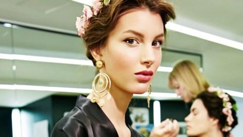 Sneak Peek: Dolce & Gabbana Unveil Their New Pressed Powder   StyleCaster