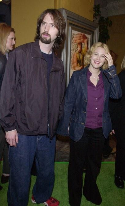 Drew Barrymore, Tom Green