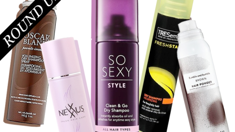 Find the Best Dry Shampoo For Any Hair Type | StyleCaster