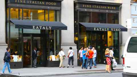NYC Gourmet Fave Eataly Is Opening A Beauty Section | StyleCaster
