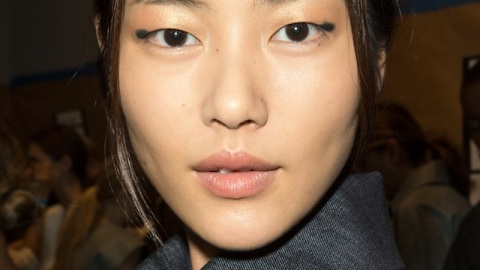 "Derek Lam Showcases a Unique Liner Look For the ""Working Woman"" 