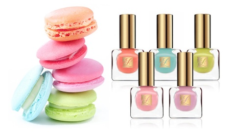 January Nail Shades to Watch For: Macaroon Inspired Lines, Chanel Polish & More | StyleCaster