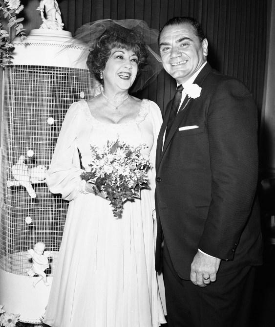 Ethel Merman, Ernest Borgnine