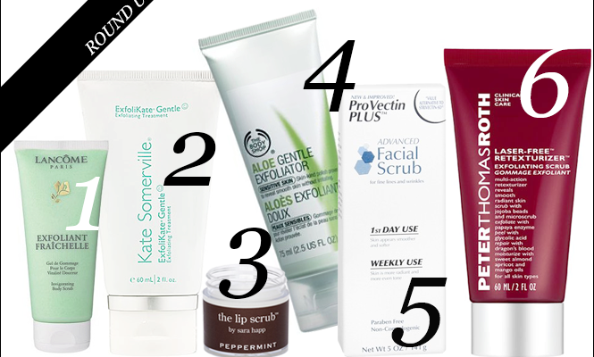 Beauty 101: Your Complete Guide to Exfoliants