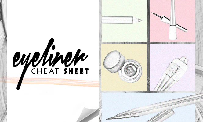 Beauty 101: Your Ultimate Eyeliner Cheat Sheet