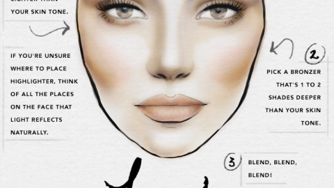 Your Complete Guide for How to Contour Face Makeup | StyleCaster