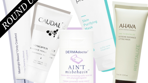 Masque Madness: The Best Home Treatments For Your Best Spring Skin, Ever | StyleCaster