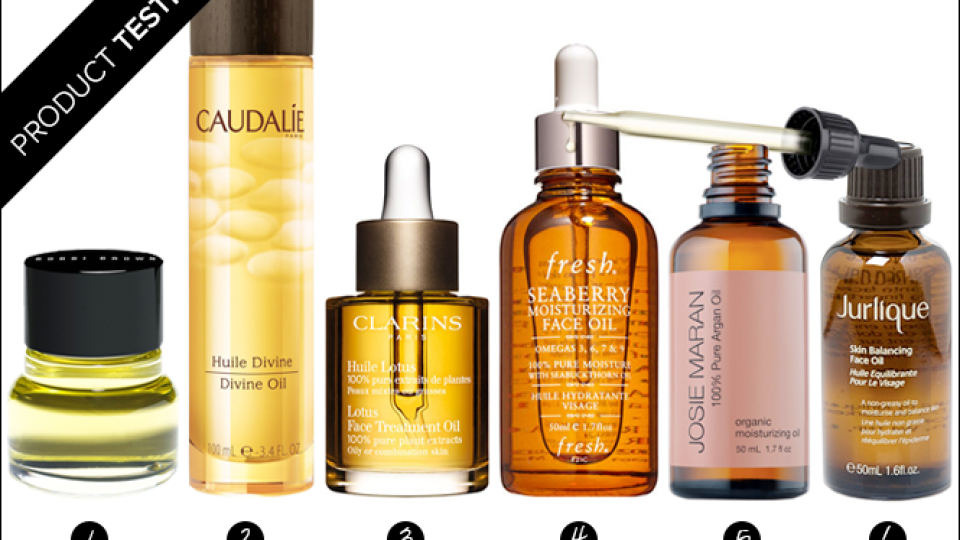 Product Testing: Find Out Which Face Oils Can Work For You | StyleCaster
