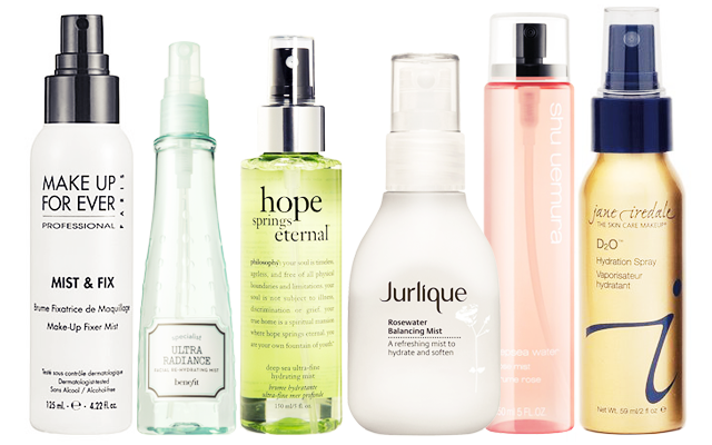 10 Facial Mists to Try on a Hot Summer Day