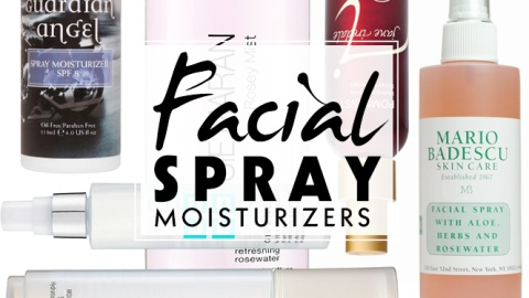 The Best Moisturizing Face Sprays for Hydrated Skin | StyleCaster