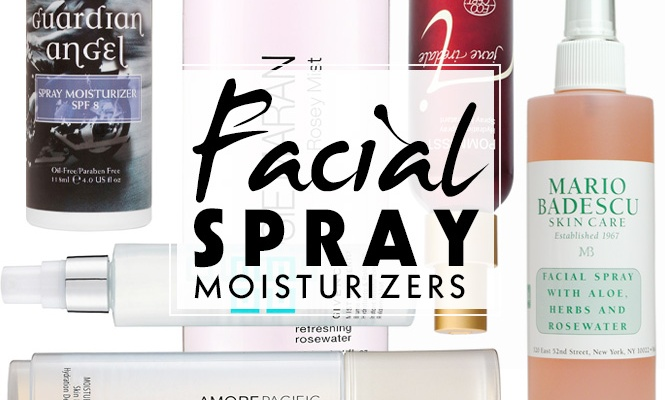The Best Moisturizing Face Sprays for Hydrated Skin