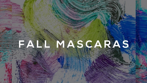 Colored Mascara is Having a Moment | StyleCaster