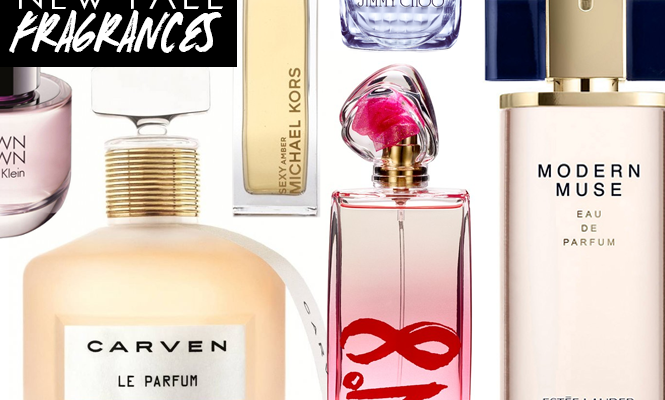 8 New Fragrances to Try For Fall