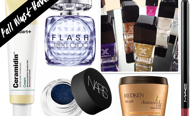 Fall Must-Haves: New Beauty Products We'll Be Using This Season