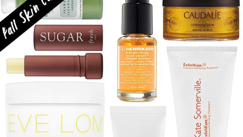 Skin Care 101: How to Transition Your Routine For Fall | StyleCaster