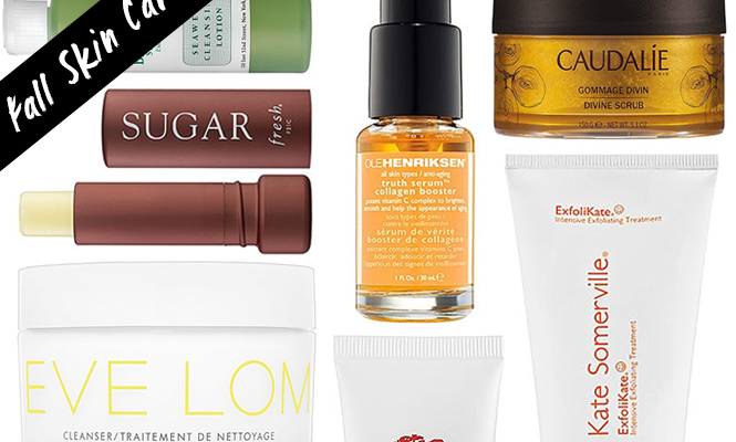 Skin Care 101: How to Transition Your Routine For Fall