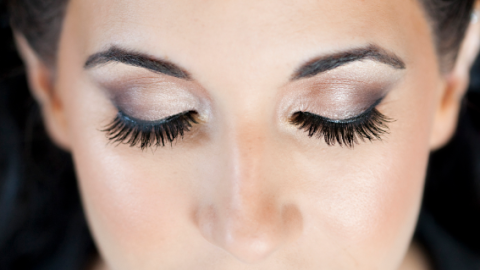 Fake Eyelashes 101: Everything You Need to Know About Falsies | StyleCaster