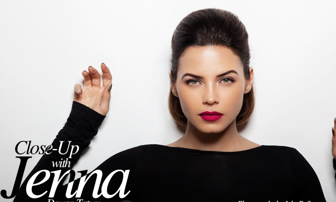 Jenna Dewan-Tatum Sports Fall's Hottest Looks, Dishes on Beauty Must-Haves and Past Mistakes