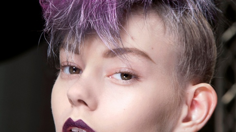 How to Rock Plum Lipstick Anywhere | StyleCaster