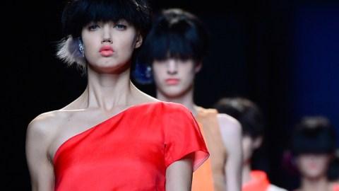 Snapshot of Milan: Fendi Models Sport Bowl Cuts | StyleCaster