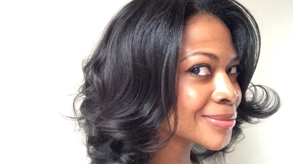 The Secret to Making Your Blowout Last (Even for Natural Hair) from Blogger ThisThatBeauty | StyleCaster