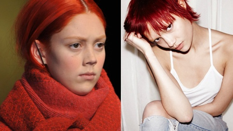 Fire Red Hair is In For Spring, Find Out Why | StyleCaster