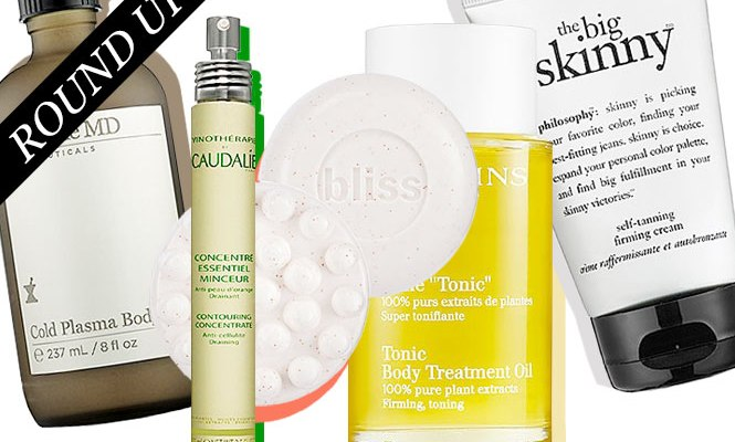 Getting Rid of Cellulite: The Best Skin Firming Products to Use
