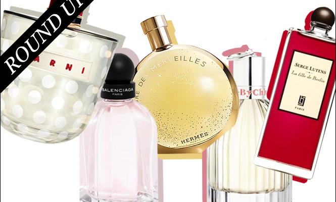 Fragrance Preview: 10 Scents You Need to Sniff This Year
