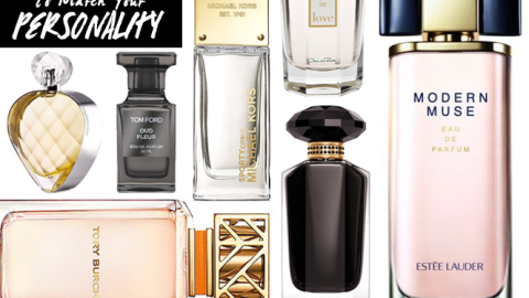 The Best Fall Fragrance For Your Personality | StyleCaster