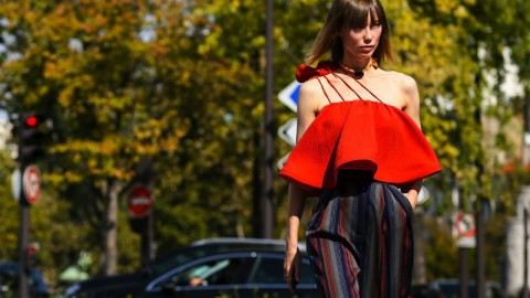 How to Wear Ruffles Like an Adult | StyleCaster