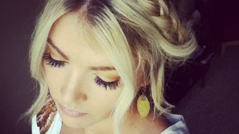 10 Pinterest Hairstyles for Homecoming   StyleCaster