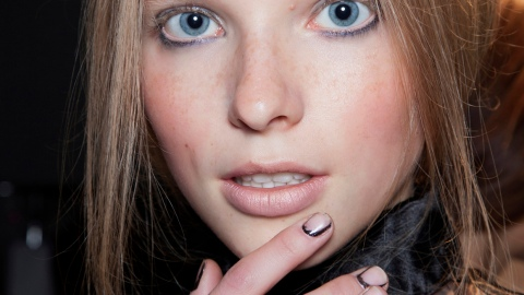 Neutral Nail Art That's Anything But Boring | StyleCaster
