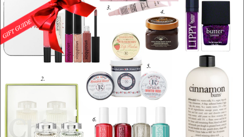 Holiday Gift Guide: Beauty Picks for $25 and Under   StyleCaster