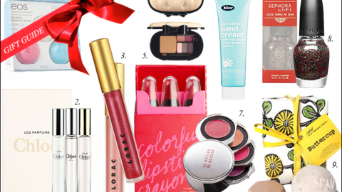 Holiday Gift Guide: 20 Beauty Stocking Stuffers to Add to Your List | StyleCaster