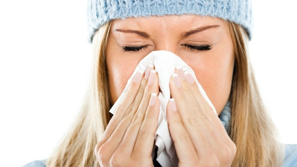 How to Look Gorgeous, Even When You're Sick | StyleCaster