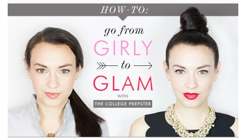 Beauty Buzz: Go From Girly to Glam, Vitamins for Longer Hair, More | StyleCaster