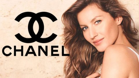 Gisele Named the Face of Chanel No.5, Teams Up With Baz Luhrmann | StyleCaster