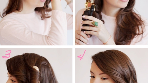 Prom Hairstyles: How to Wear Your Hair Down On Prom Night | StyleCaster