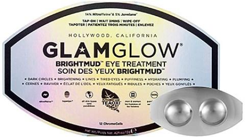 GlamGlow's New Brightmud Eye Treatment Gets Rid of Dark Circles | StyleCaster