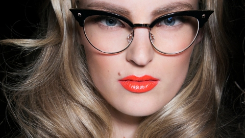 Wearing Makeup With Glasses: 6 Areas to Focus On | StyleCaster