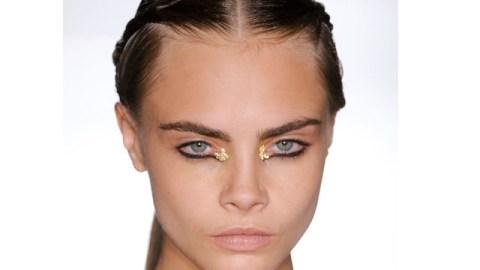 Runway Inspired Ways to Wear Glitter This Season | StyleCaster