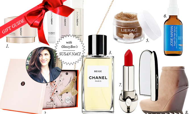 GlossyBox's CEO Tells Us What Gifts to Buy This Holiday Season