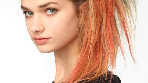 The One Thing: Hair Chalk Rainbow Set | StyleCaster