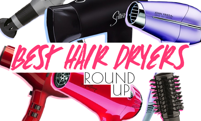 The Best Blow Dryers For A Year's Worth of Good Hair Days