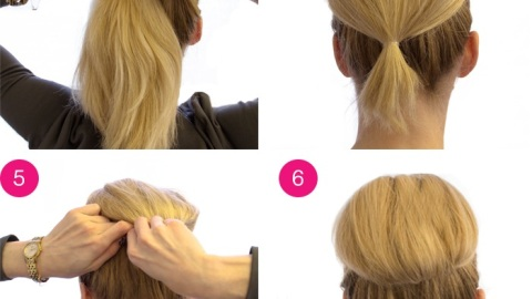 How to Get a Reverse Topsy Tail Bun | StyleCaster